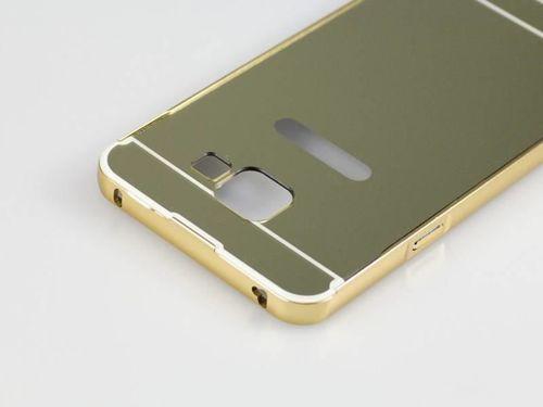 BUMPER MIRROR Huawei HONOR 5X złoty