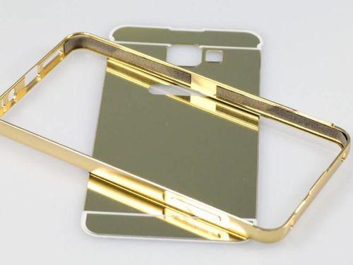 BUMPER MIRROR LG K8 złoty