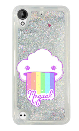 Brokat Case HTC Desire 530 Magical
