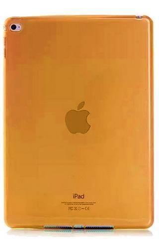 CLEAR iPad AIR 2 pomarańczowy