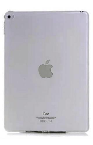 CLEAR iPad AIR 2 przeźroczysty