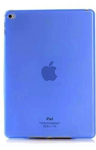 CLEAR iPad MINI 4 błękitny