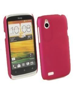 COBY HTC Desire Z malinowy