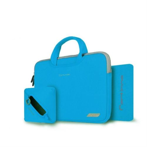 Cartinoe torba na laptopa Breath Series 13,3 cala niebieska