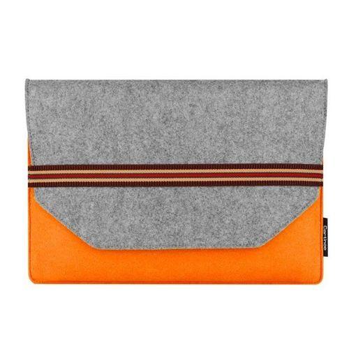 Cartinoe torba na laptopa Kammi Series 13,3 cala pomarańczowa