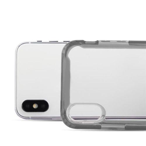 Clear Armor etui wytrzymały pokrowiec z żelową ramką Samsung Galaxy S10 Plus czarny