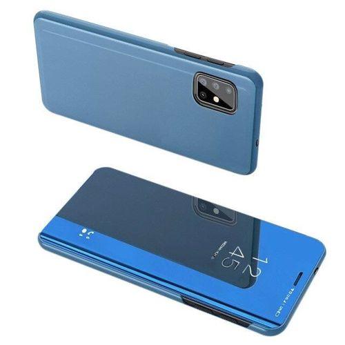 Clear View Case futerał etui z klapką Samsung Galaxy S20 Ultra niebieski