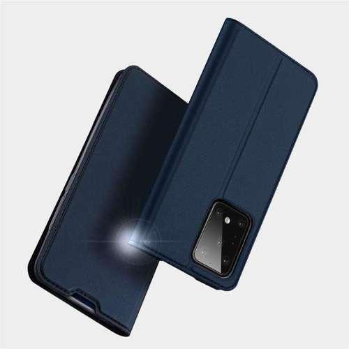 DUX DUCIS Skin Pro kabura etui pokrowiec z klapką Samsung Galaxy S20 Ultra czarny