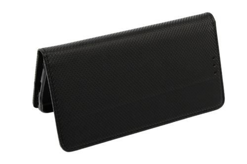 ETUI FLIP MAGNET SAMSUNG G930 GALAXY S7 CZARNY
