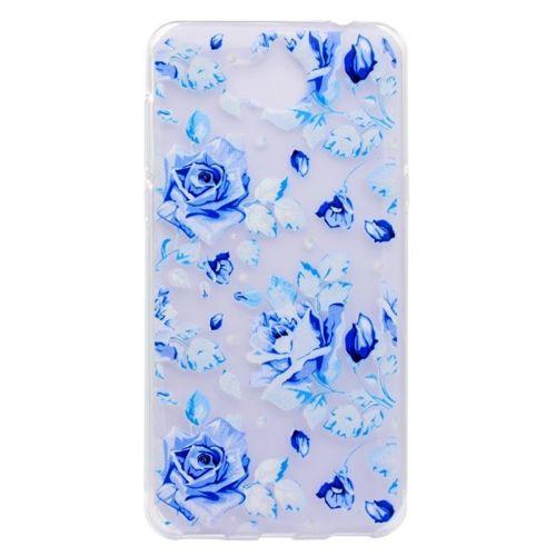 ETUI SLIM CASE ART HUAWEI HONOR 9 BLUE ROSES