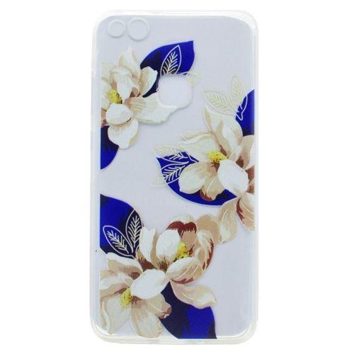 ETUI SLIM CASE ART HUAWEI P10 LITE BEAUTIFUL FLOWERS