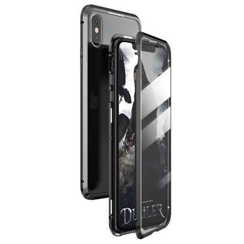 Etui 360 FULL GLASS MAGNETIC Samsung Galaxy A50 / A50s / A30s czarny