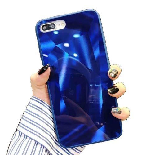 Etui Diamond Stone SAMSUNG GALAXY A70 niebieskie