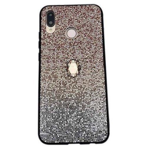 Etui IPHONE 11 PRO MAX Stone Glitter złote