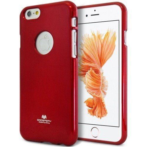 Etui Jelly Case Mercury IPHONE 7 czerwony