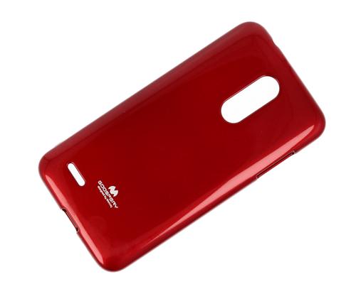 Etui Jelly Mercury Lg K10 2018 czerwone