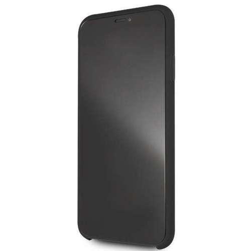 Etui Karl Lagerfeld KLHCN65SLFKBK iPhone 11 Pro Max  hardcase czarny/black Silicone Iconic