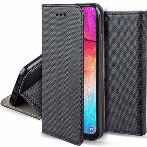 Etui LG K40S portfel z klapką Flip Magnet czarne