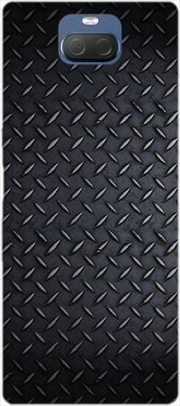 Etui ROAR JELLY czarny carbon na Sony Xperia 10