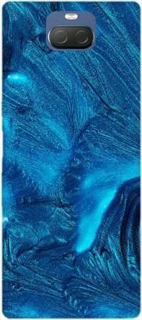 Etui ROAR JELLY turkusowa farba na Sony Xperia 10