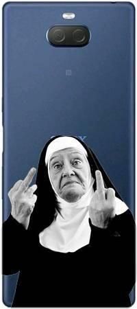 Etui ROAR JELLY zakonnica na Sony Xperia 10