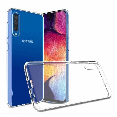 Etui SAMSUNG GALAXY A70 Slim case Protect 2mm bezbarwna nakładka transparentne