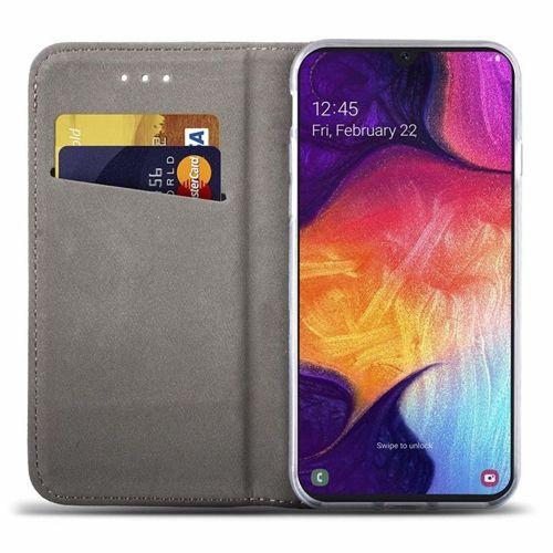 Etui SONY XPERIA 5 portfel z klapką Flip Magnet złote
