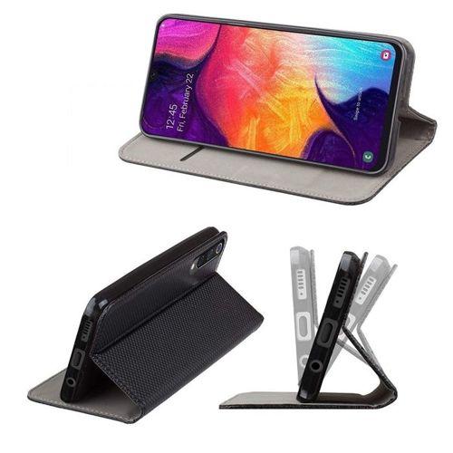 Etui Samsung Galaxy A51 portfel z klapką Flip Magnet czarne