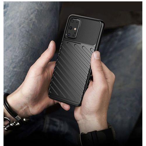 Etui Samsung Galaxy S20 Pancerne Thunder czarne