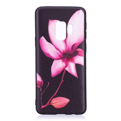 Etui Slim Art SAMSUNG GALAXY S9 G960 Kwitnący kwiat
