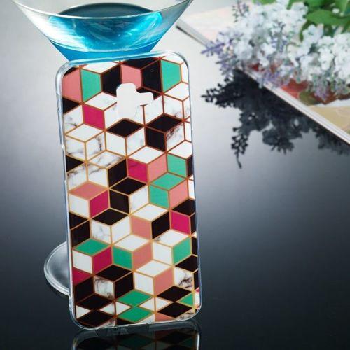 Etui Slim Art Samsung  Samsung Galaxy J6+ J6 PLUS  marmur IMD