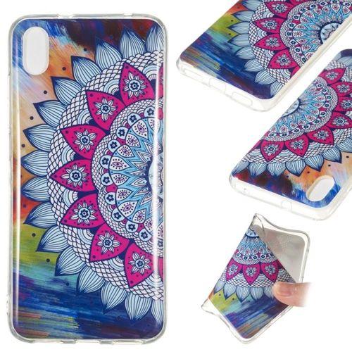 Etui Slim Case Art Wzory XIAOMI REDMI 7A kwiaty mandala