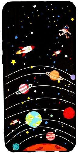 Etui Slim case Art HUAWEI P SMART 2019 planeta