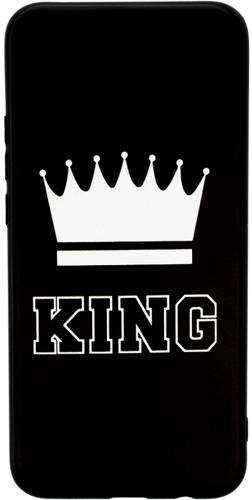 Etui Slim case Art HUAWEI P20 LITE król
