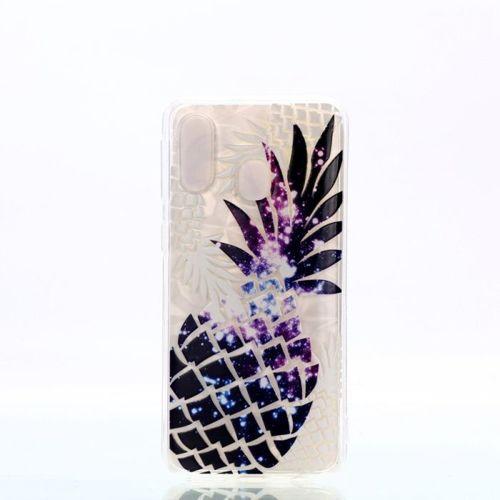 Etui Slim case Art SAMSUNG GALAXY A40 ananas