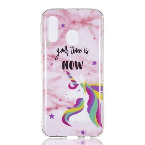 Etui Slim case Art SAMSUNG GALAXY A40 styl G