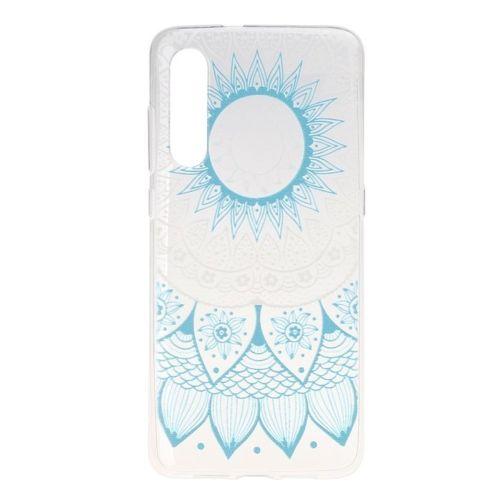 Etui Slim case Art Wzory XIAOMI MI 9 niebieski mandala