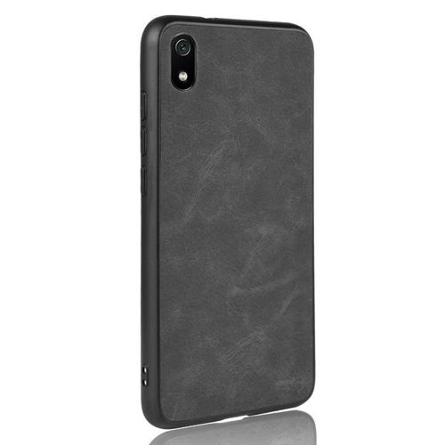 Etui Slim case Art skórzane XIAOMI REDMI 7A czarne