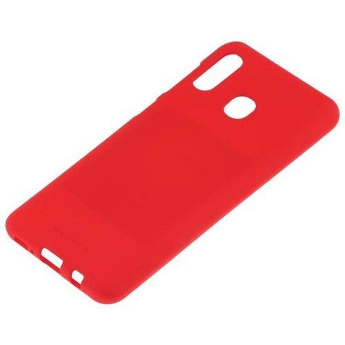 Etui Soft Jelly SAMSUNG GALAXY A40 czerwone