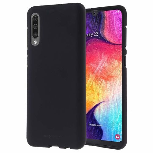 Etui Soft Jelly SAMSUNG GALAXY A50 czarne
