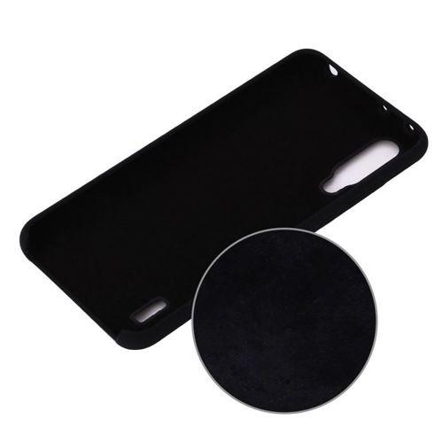 Etui XIAOMI MI 9 LITE Silicone case elastyczne silikonowe czarne