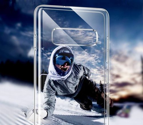 Etui XIAOMI REDMI NOTE 8 PRO Slim case Protect 2mm bezbarwna nakładka transparentne