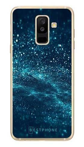 Etui brokatowy pył na Samsung Galaxy A6 Plus