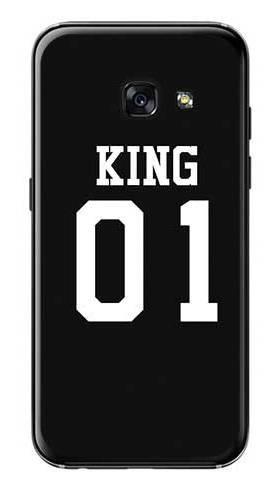 Etui dla par king 01 na Samsung Galaxy A3 2017