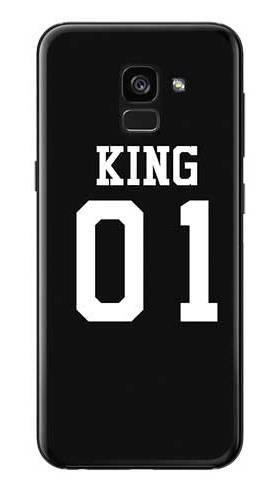 Etui dla par king 01 na Samsung Galaxy A7 2018