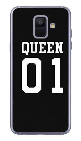 Etui dla par queen 01 na Samsung Galaxy A6