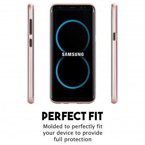 Etui ijelly new Samsung G960 S9 jasny róż