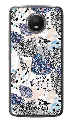 Etui lastriko kolorowe na Motorola Moto G6 Plus