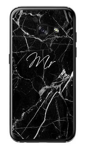 Etui na ślub mr marmur na Samsung Galaxy A3 2017
