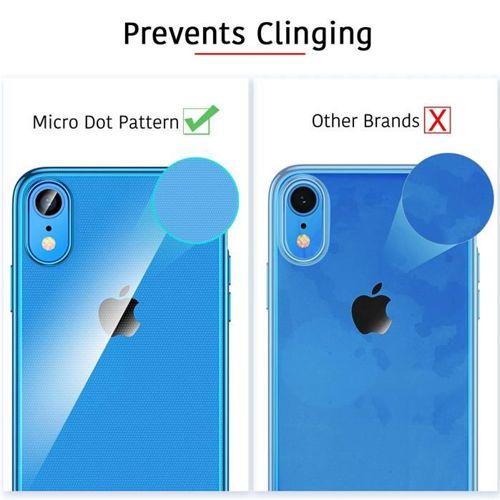 Etui pokrowiec ESR ESSENTIAL IPHONE XR BLUE